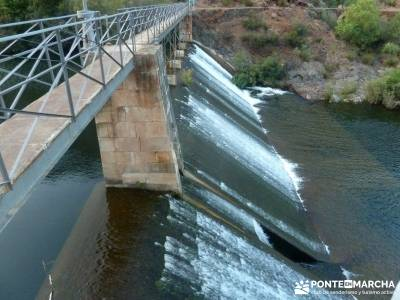 Meandros Río Lozoya-Pontón de la Oliva;actividad vespertina; costa azahar valle del roncal provenz